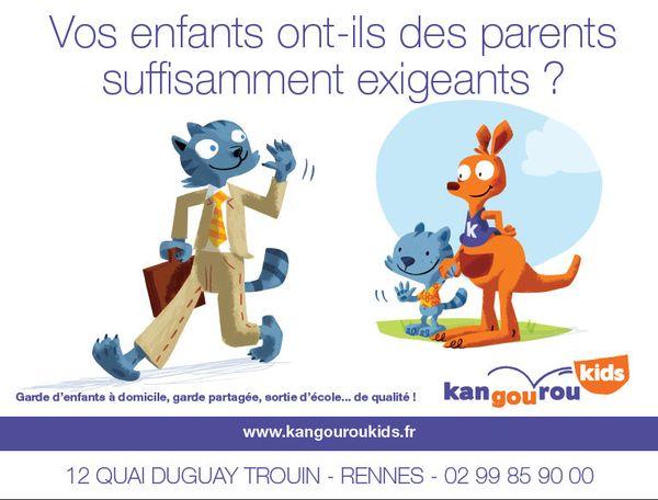 une nouvelle identit pour kangourou kids quoi de neuf chez kuryo. Black Bedroom Furniture Sets. Home Design Ideas
